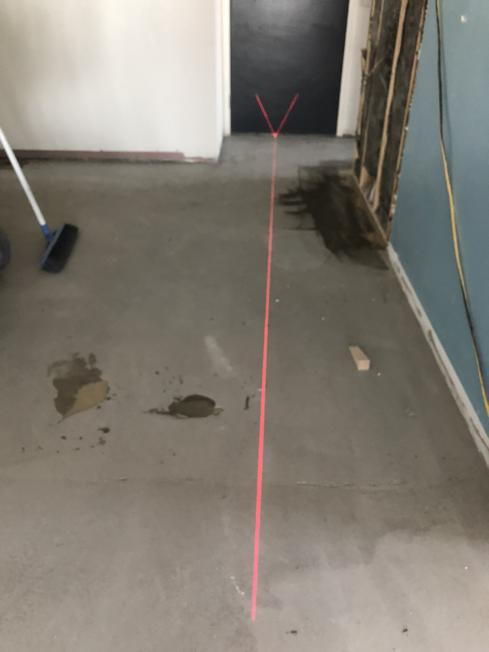 Eureka Tower Floor Levelling
